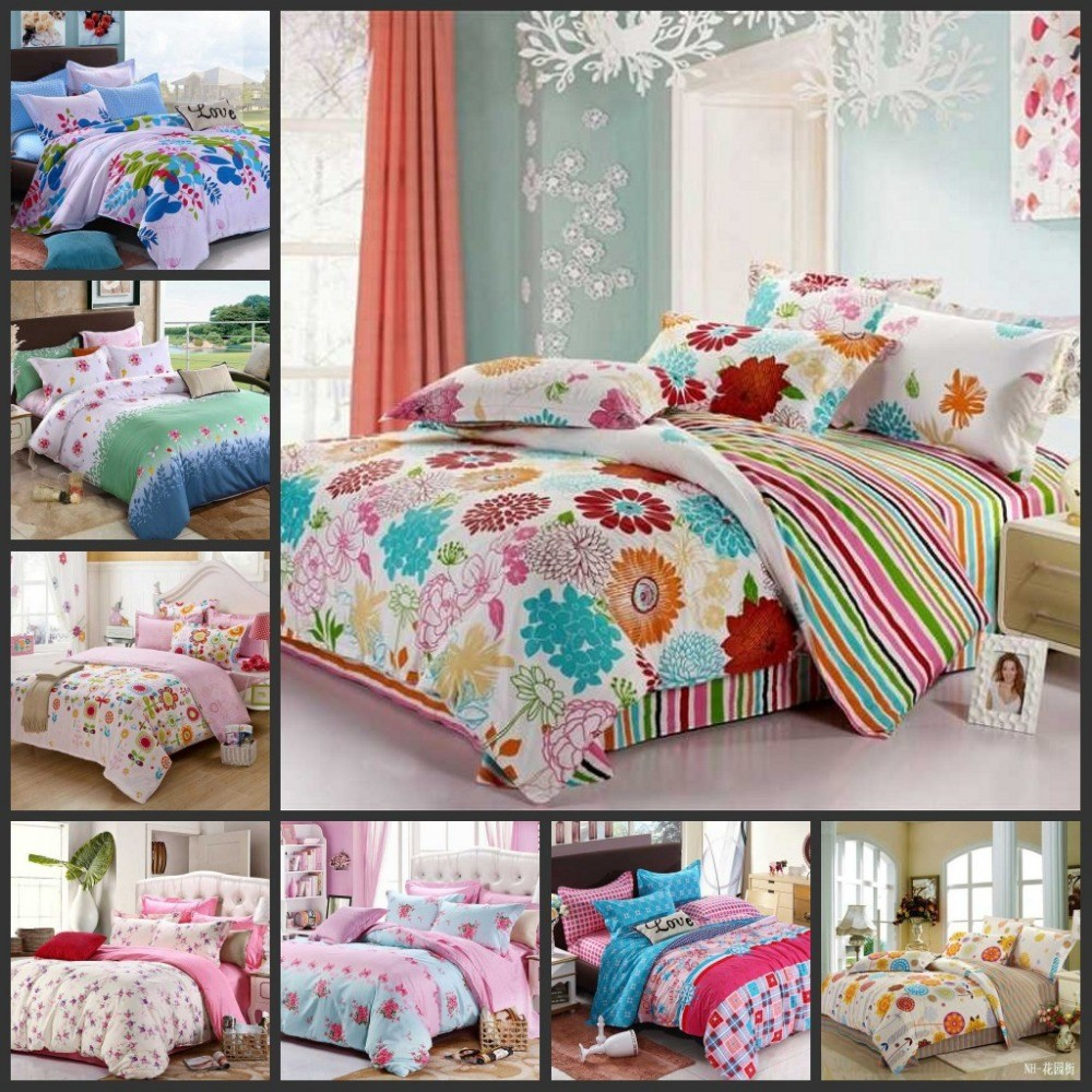 Full Size Comforter Sets For Girls
