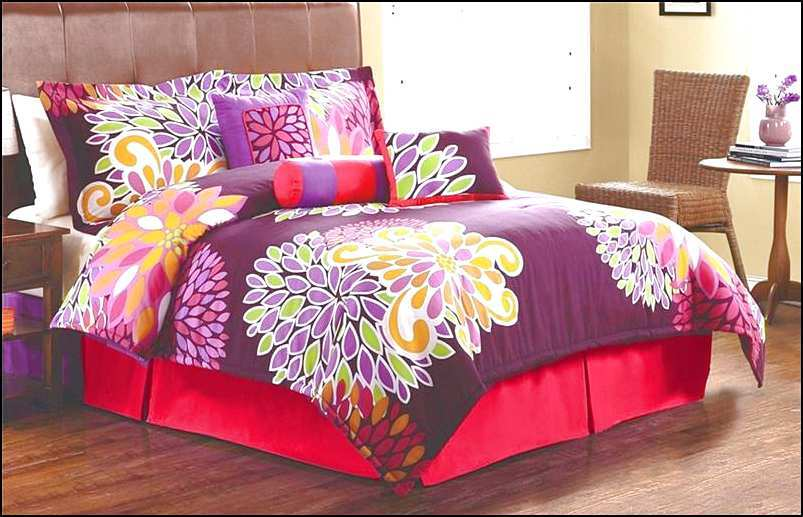 Full Size Comforter Sets For Teenage Girls