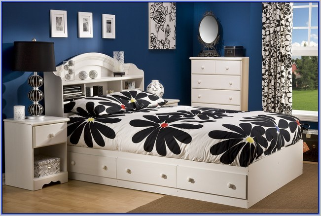 Full Size Kid Beds With Storage