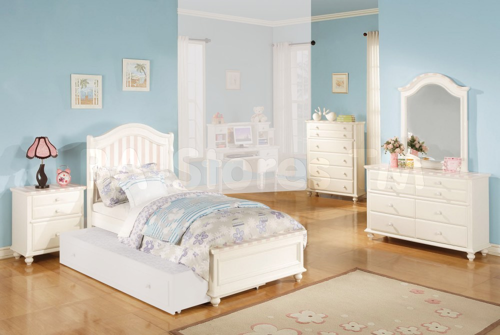 Full Size Kids Bedroom Set