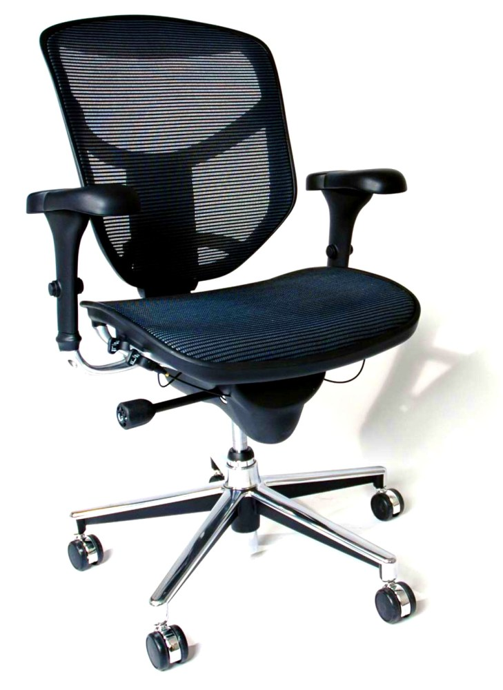 Fuzzy Office Chair