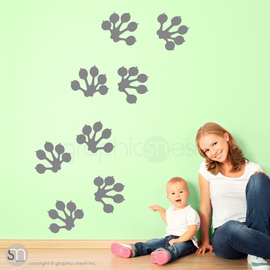 Gecko Wall Decals