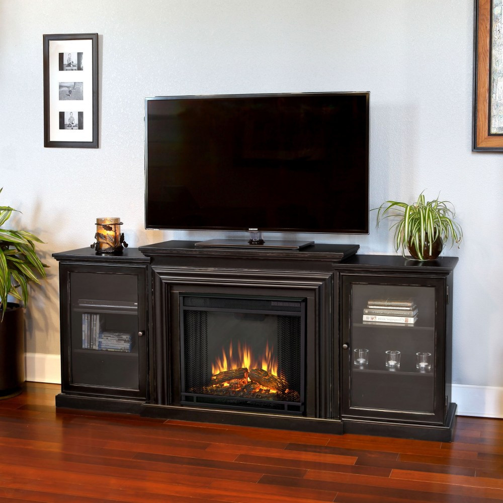 Gel Fireplace Tv Stand