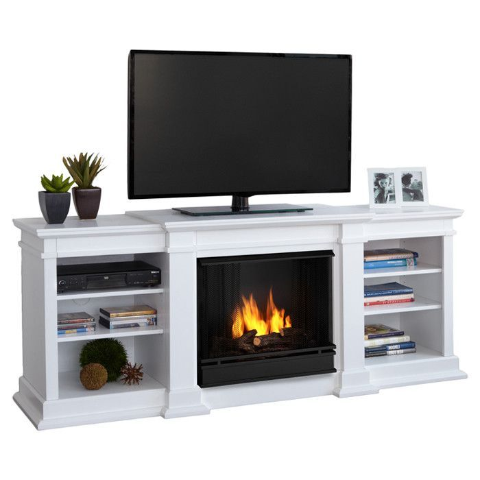 Gel Fuel Fireplace Tv Stand