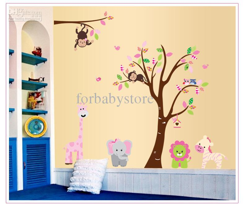 Giant Elephant Wall Decal