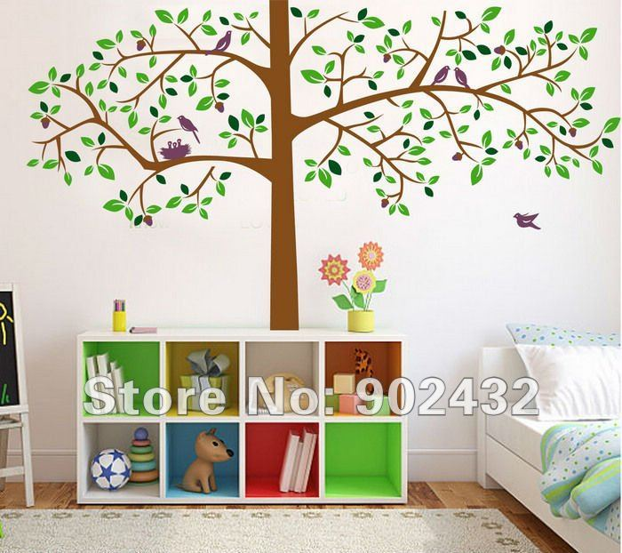 Giant Tree Wall Decals