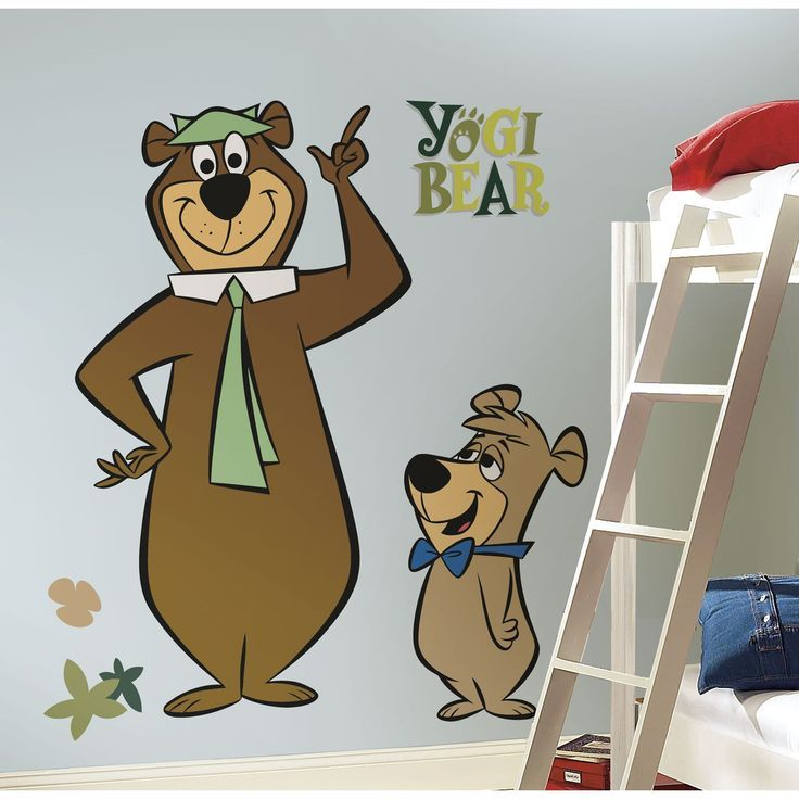 Giant Wall Decal Letters