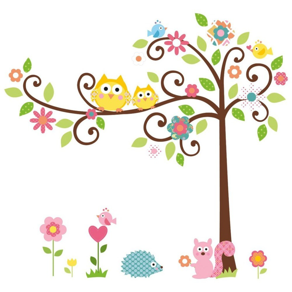 Giant Wall Decals For Nursery