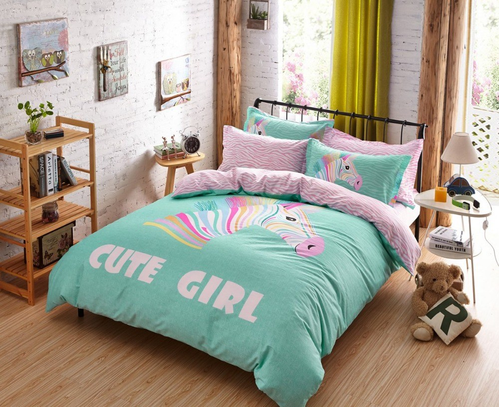 Girl Comforter Sets Full
