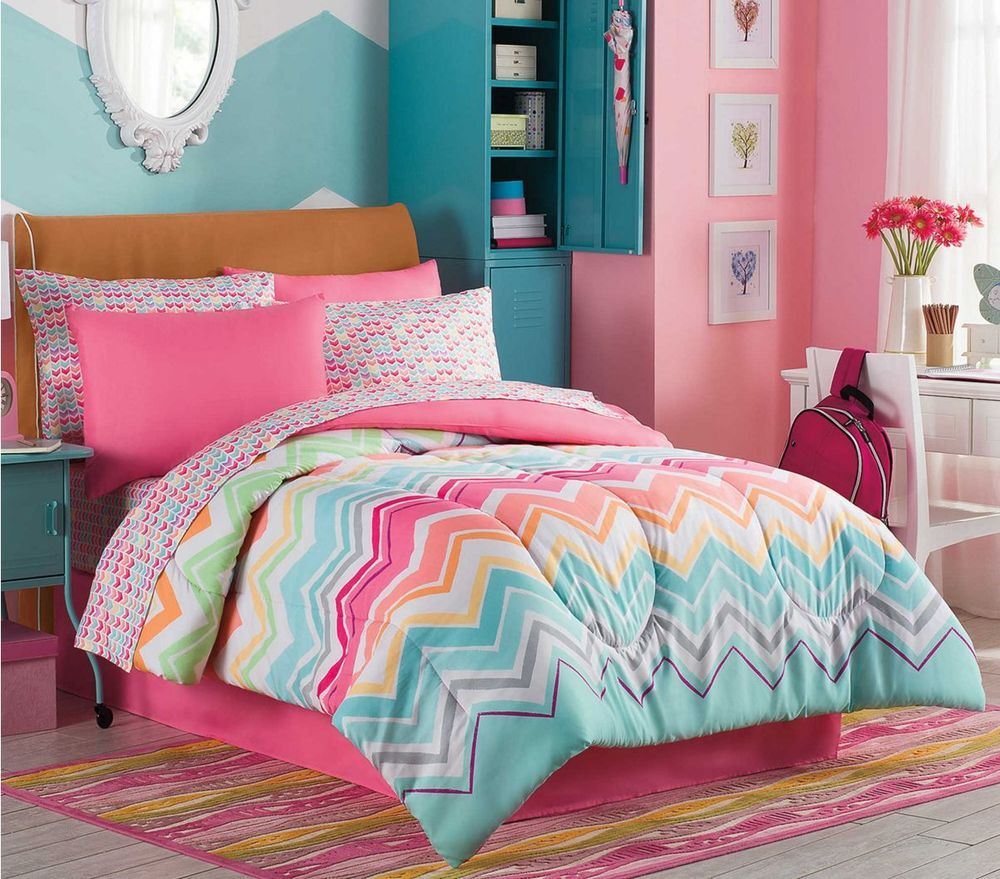Girl Full Size Comforter Sets