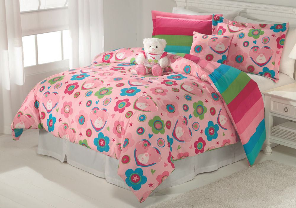Girls Comforter Sets Queen