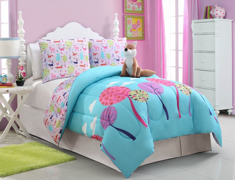 Girls Full Size Comforter Sets