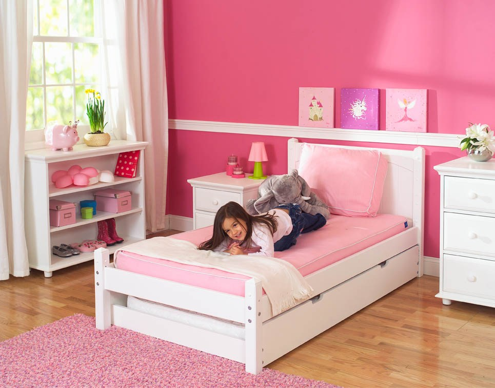 Girls Kids Bed