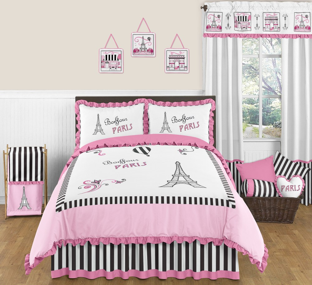 Girls Queen Comforter Set