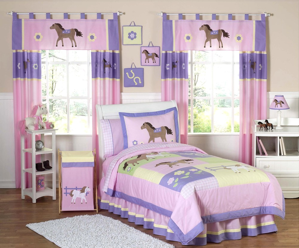 Girls Twin Comforter Sets
