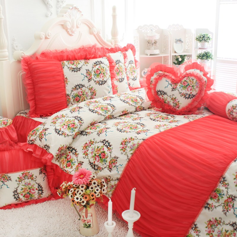 Girly Comforter Sets