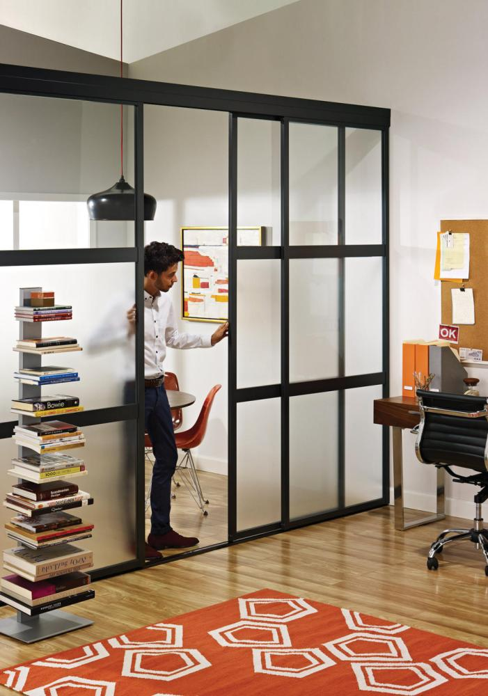 Glass Room Divider Doors