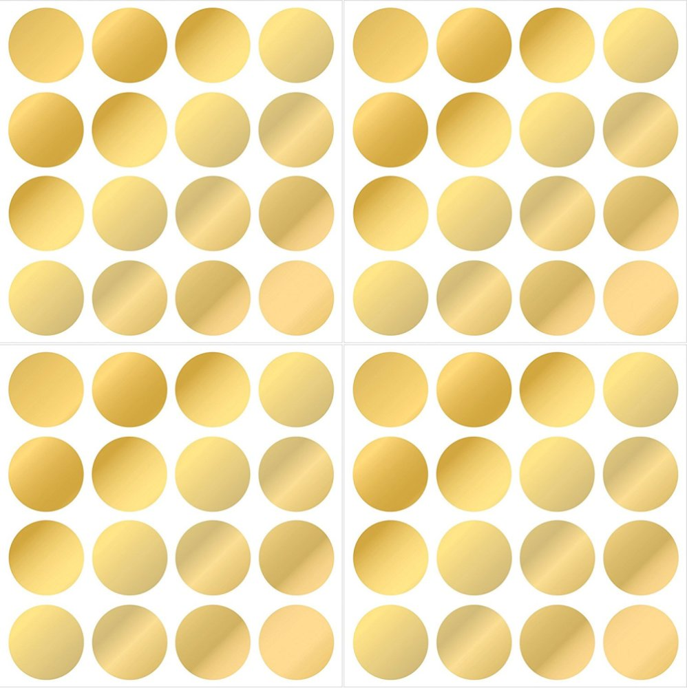 Gold Dot Wall Decals Amazon