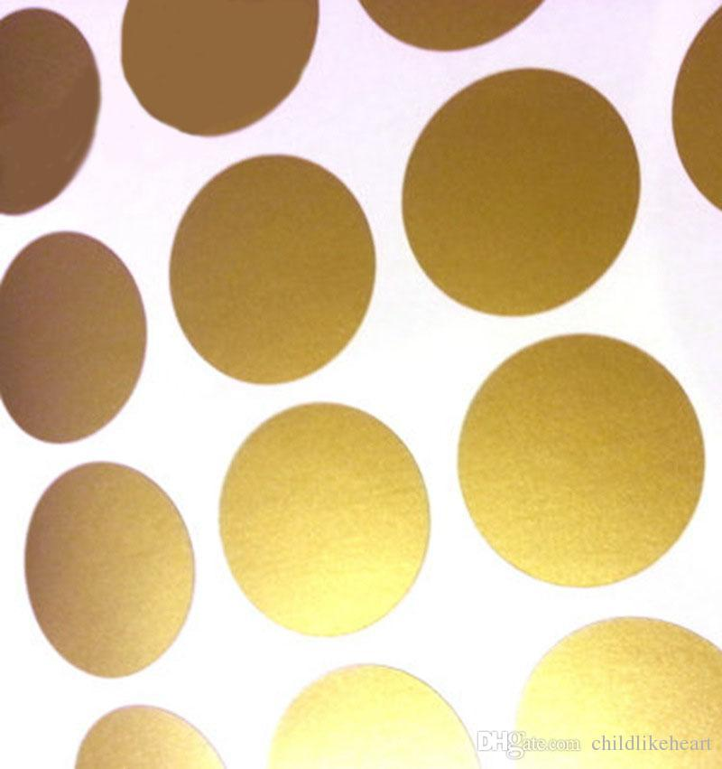 Gold Wall Decals For Nursery