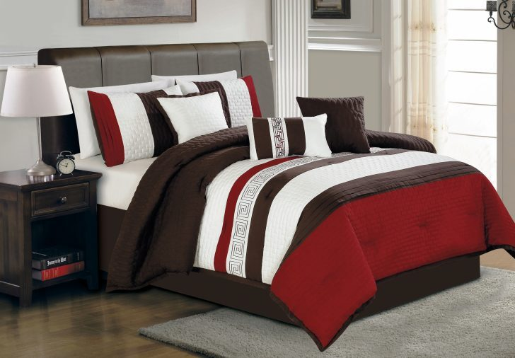 Gray And Brown Comforter Sets