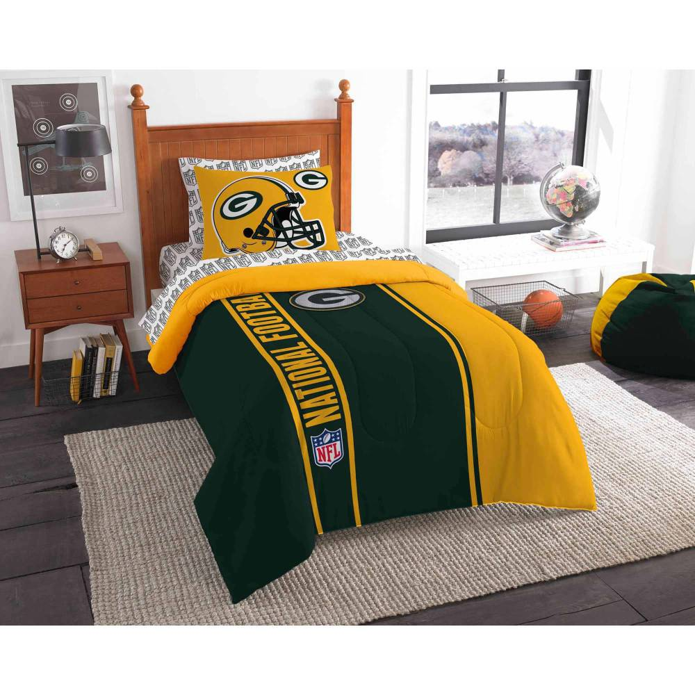 Green Bay Packers Comforter Set