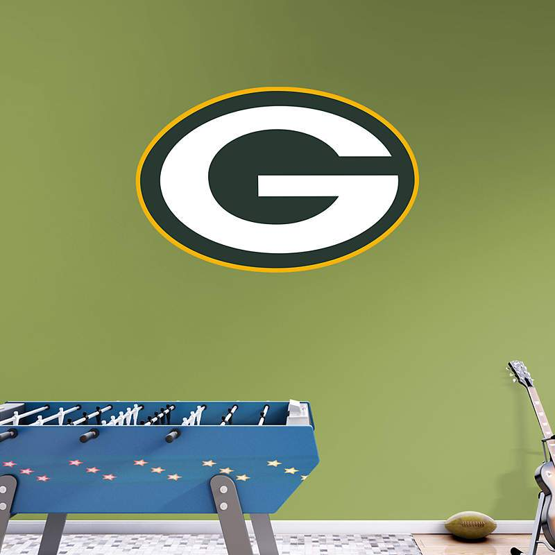 Green Bay Packers Wall Decals
