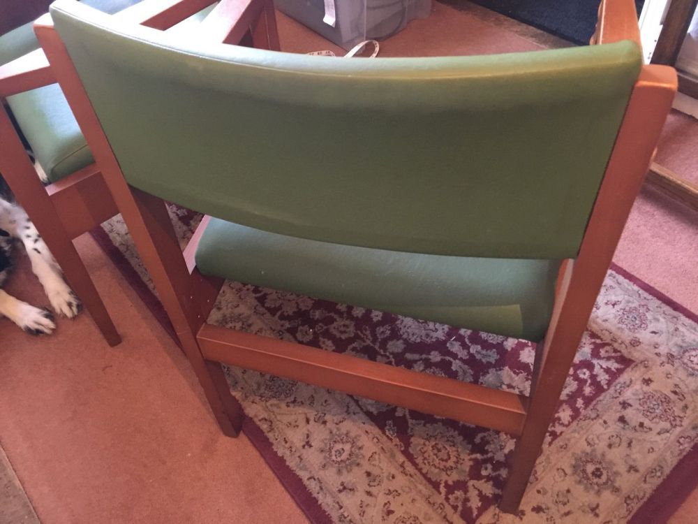 Green Office Chairs Uk