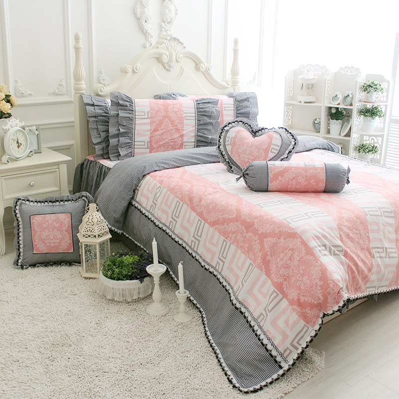 Grey Comforter Set Full
