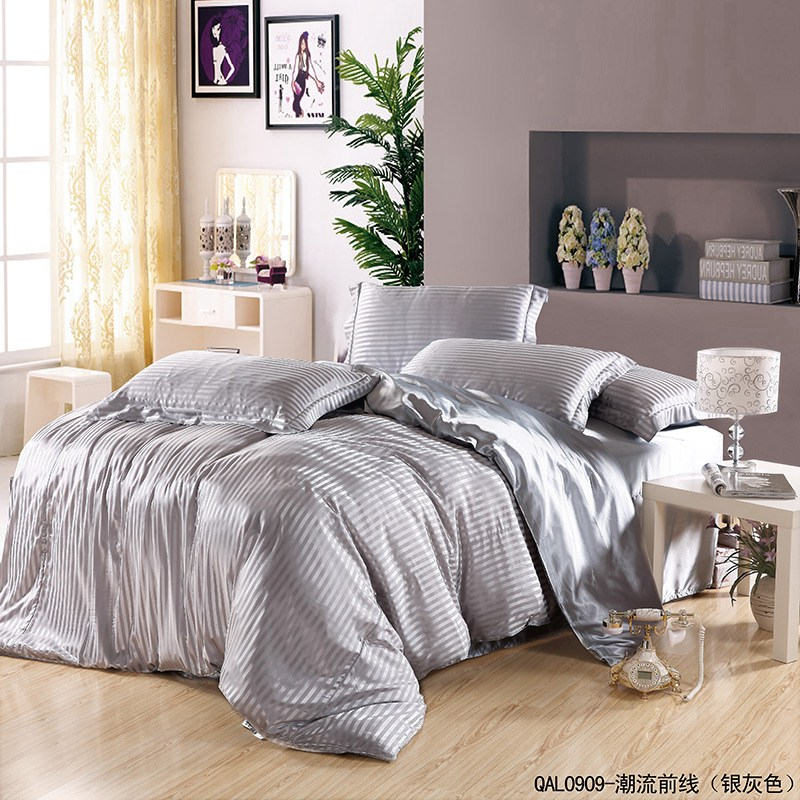 Grey King Comforter Sets