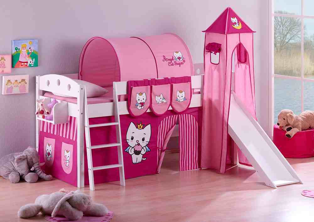 Hello Kitty Bed For Kids