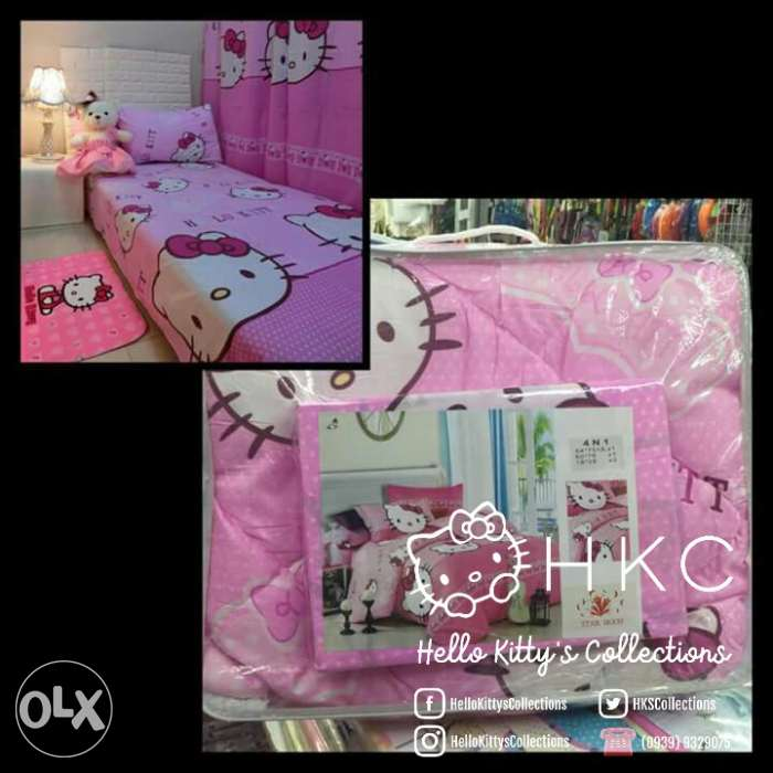 Hello Kitty Comforter Set Philippines