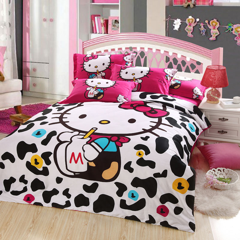 Hello Kitty Comforter Sets
