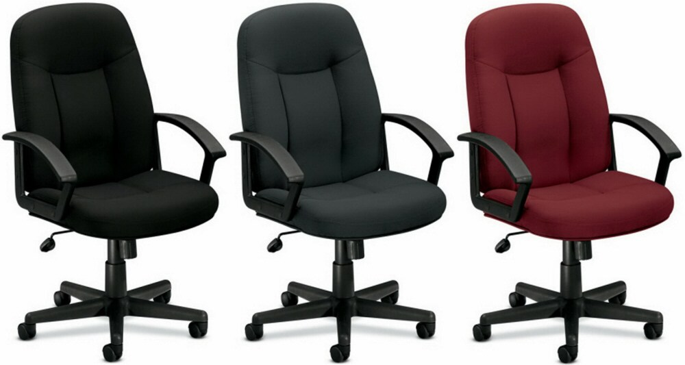 High Back Office Chair Fabric