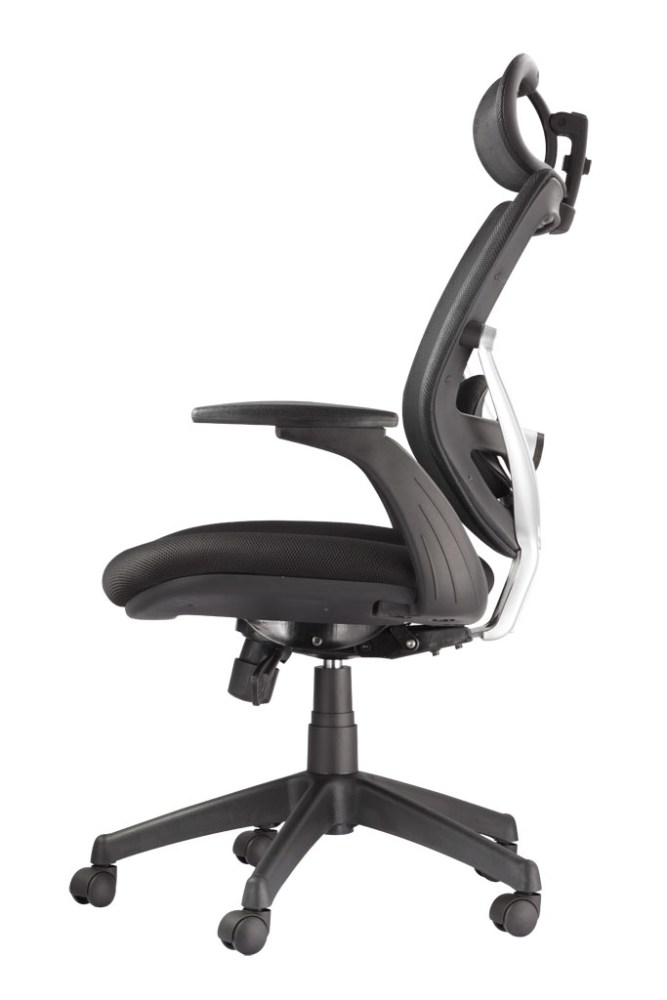 High Back Office Chair Neck Support