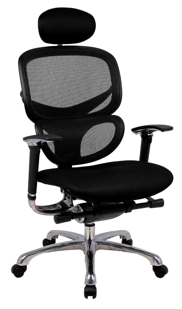 High Back Office Chairs With Lumbar Support