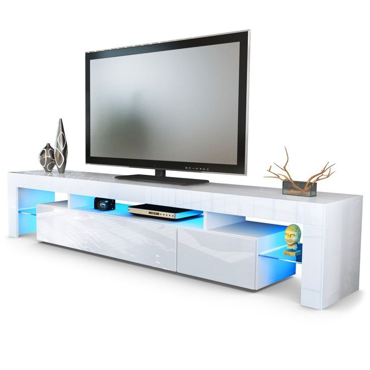 High Gloss Tv Stand Amazon