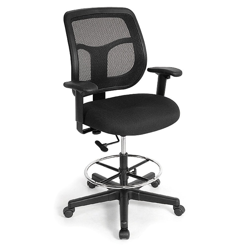High Office Chair For Standing Desk