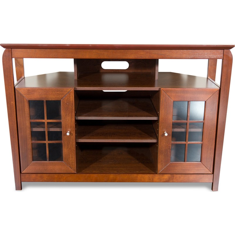 Highboy Corner Tv Stand