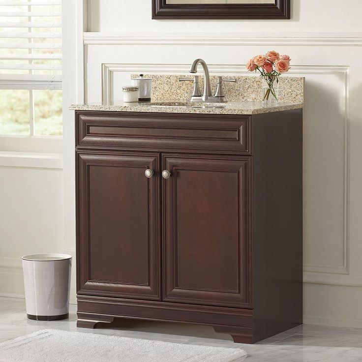 Home Depot Bathroom Cabinets And Vanities