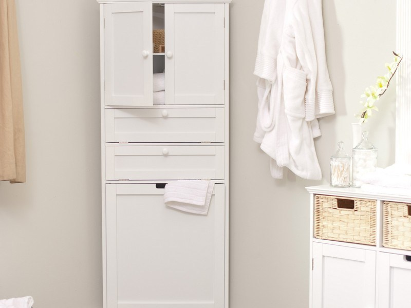 Home Depot Bathroom Cabinets On Wall