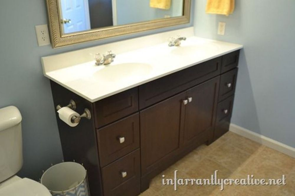 Home Depot Bathroom Cabinets Sale