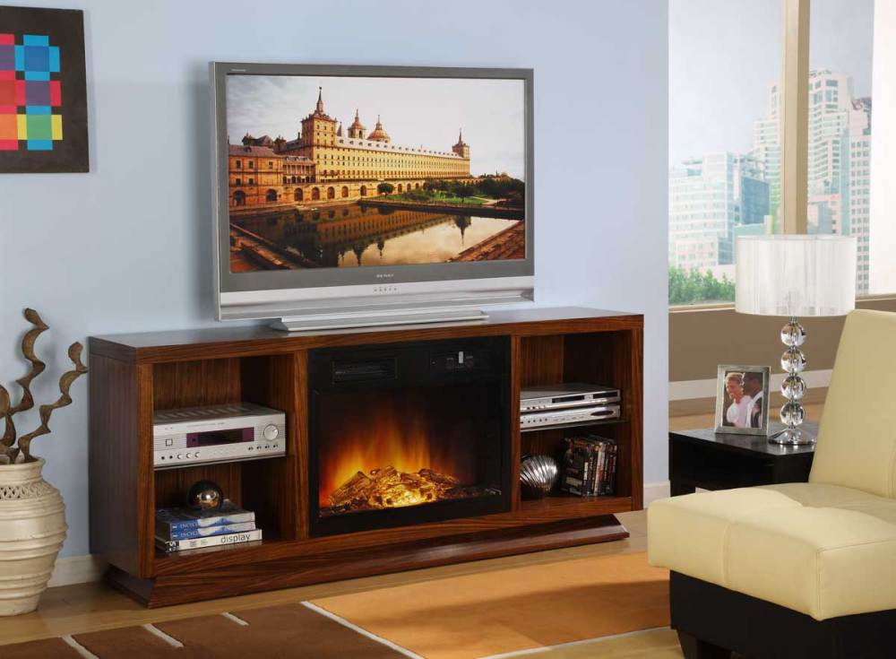 Home Depot Electric Fireplace Tv Stand
