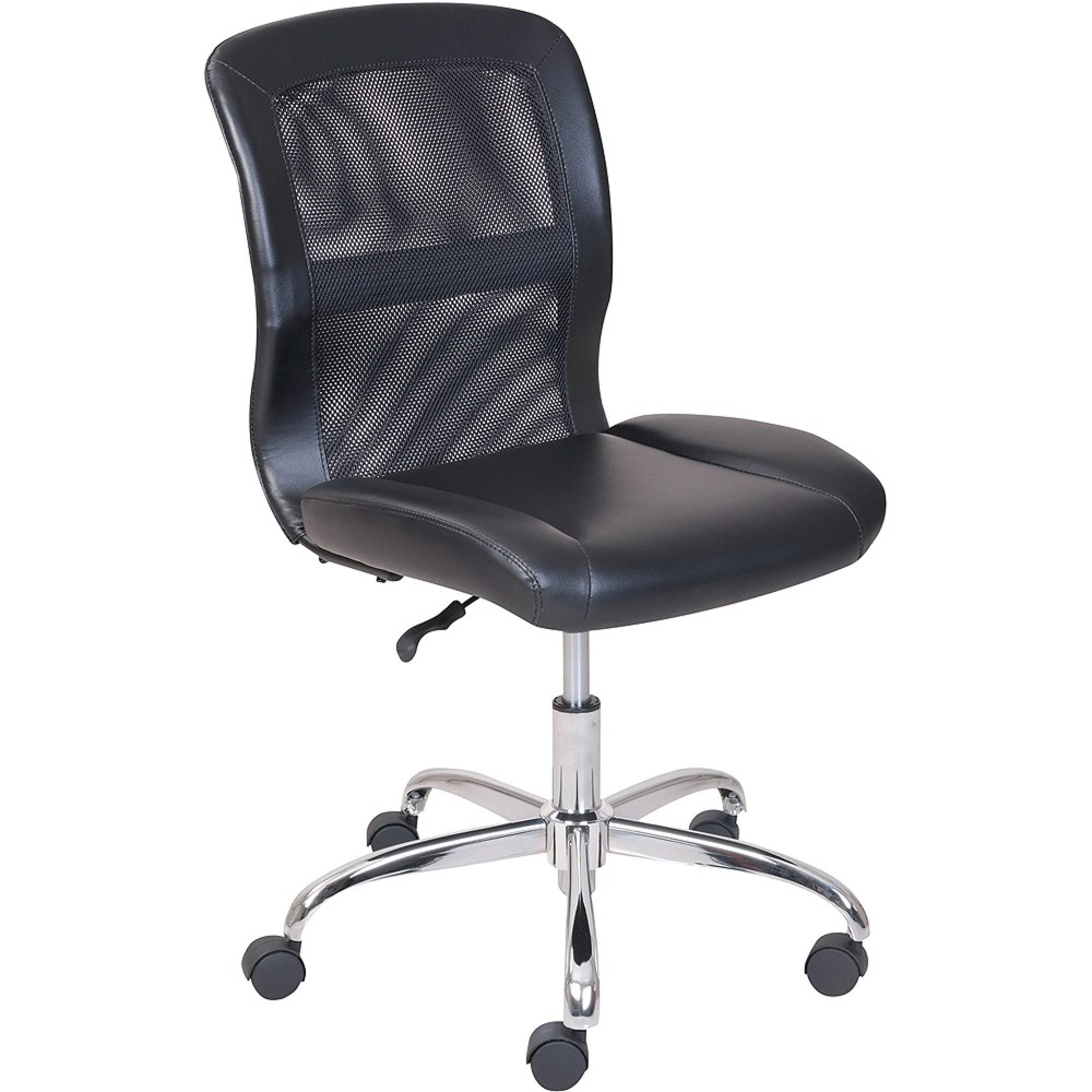 Home Office Chair No Wheels