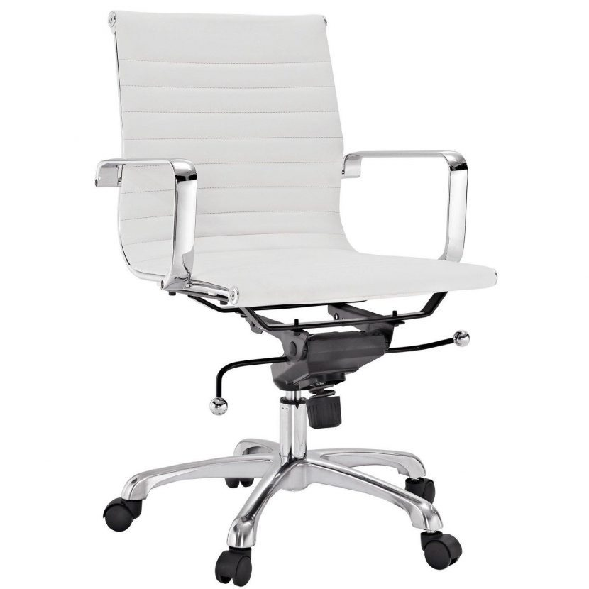 Home Office Desk Chair Leather
