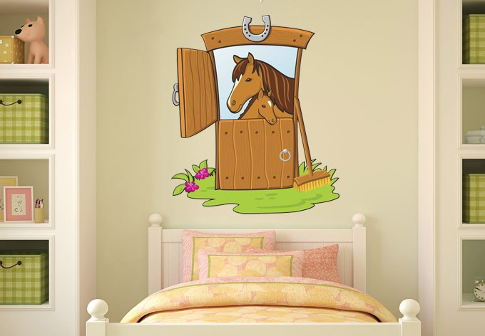 Horse Wall Decals Murals