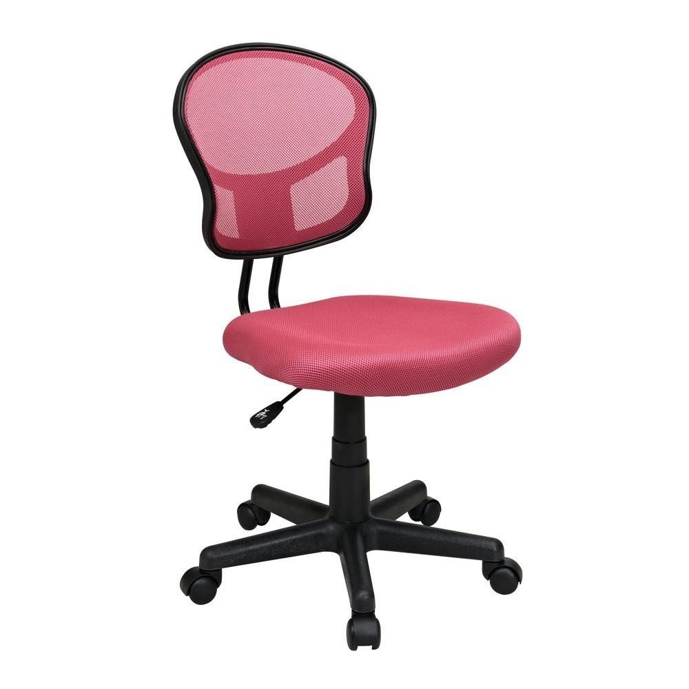 Hot Pink Office Chair