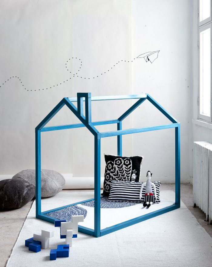 House Bed For Kids