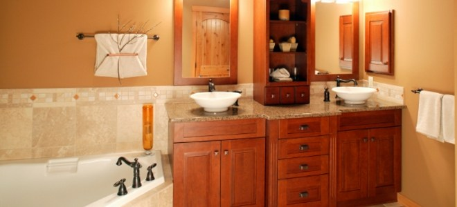 How To Build A Bathroom Sink Cabinet
