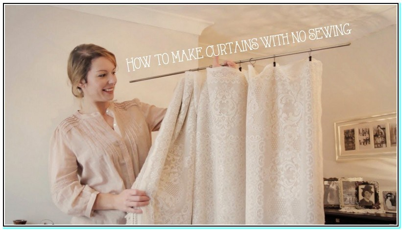 How To Make Valances For Kitchen Windows