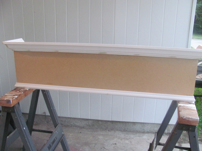 How To Make Wood Valances